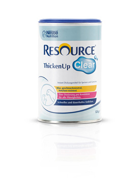Resource ThickenUp Clear Pulver, 1 x 125 g