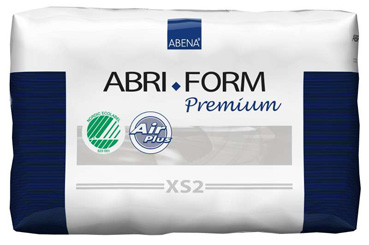 Abri Form X-Small Super Air Plus XS2, 4 x 32 St.