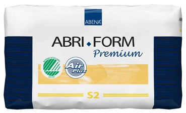 Abri Form Small Super Air Plus S2, 1 x 28 St.