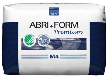 Abri Form Medium X-Plus Air Plus M4, 1 x 14 St.