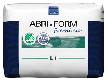 Abri-Form Large Plus Air Plus L1, 1 x 26 St.