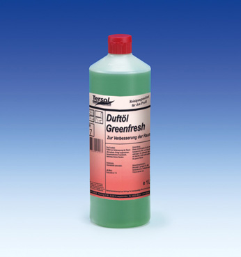 Tersol Duftöl Greenfresh, 1 x 1 Liter