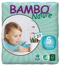 Bambo Nature, Air Plus, junior 12-22 kg, 1 x 27 St.