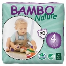 Bambo Nature, Air Plus, maxi 9-18 kg, 6 x 30 St.