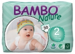 Bambo Nature, Air Plus, mini 3-6 kg, 6 x 30 St.