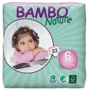 Bambo Nature, Air Plus, XL 16-30 kg, 1 x 22 St.